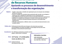 Consultoria Interna de RH – Curso