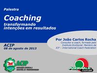 O que é coaching? Palestra Pública