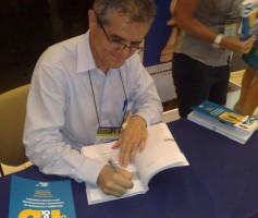 Lançamento de Livro no CBTD2010