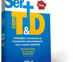 Ser mais com T&D: Lançamento de livro no CBTD 2010