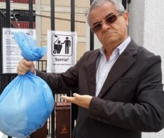 De quem é a culpa desse lixo?